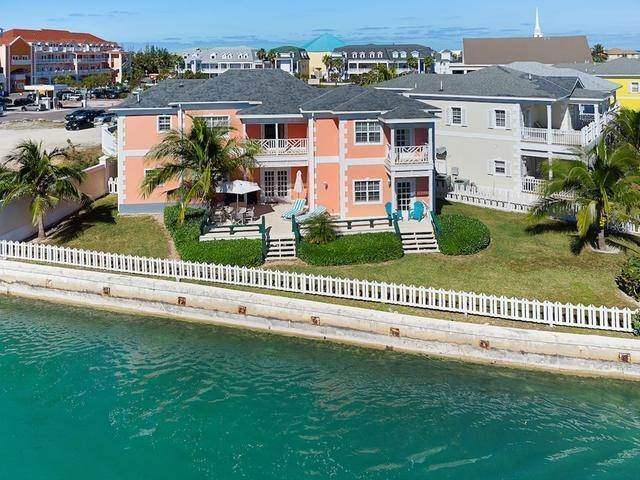 3. Single Family Homes for Sale at Sandyport, Cable Beach, Nassau And Paradise Island Bahamas