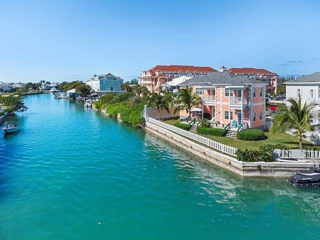 4. Single Family Homes for Sale at Sandyport, Cable Beach, Nassau And Paradise Island Bahamas