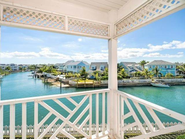 17. Single Family Homes for Sale at Sandyport, Cable Beach, Nassau And Paradise Island Bahamas