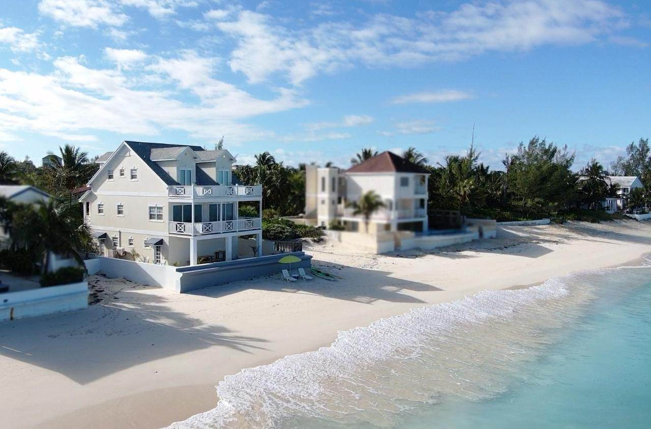 Single Family Homes for Sale at West Bay Street, Nassau And Paradise Island Bahamas