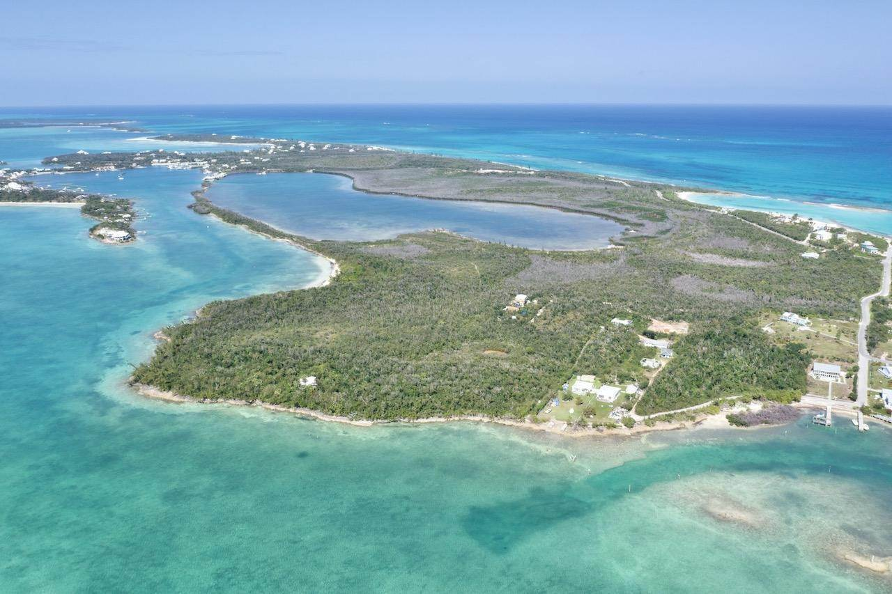 Lots / Acreage for Sale at Black Sound, Green Turtle Cay, Abaco Bahamas