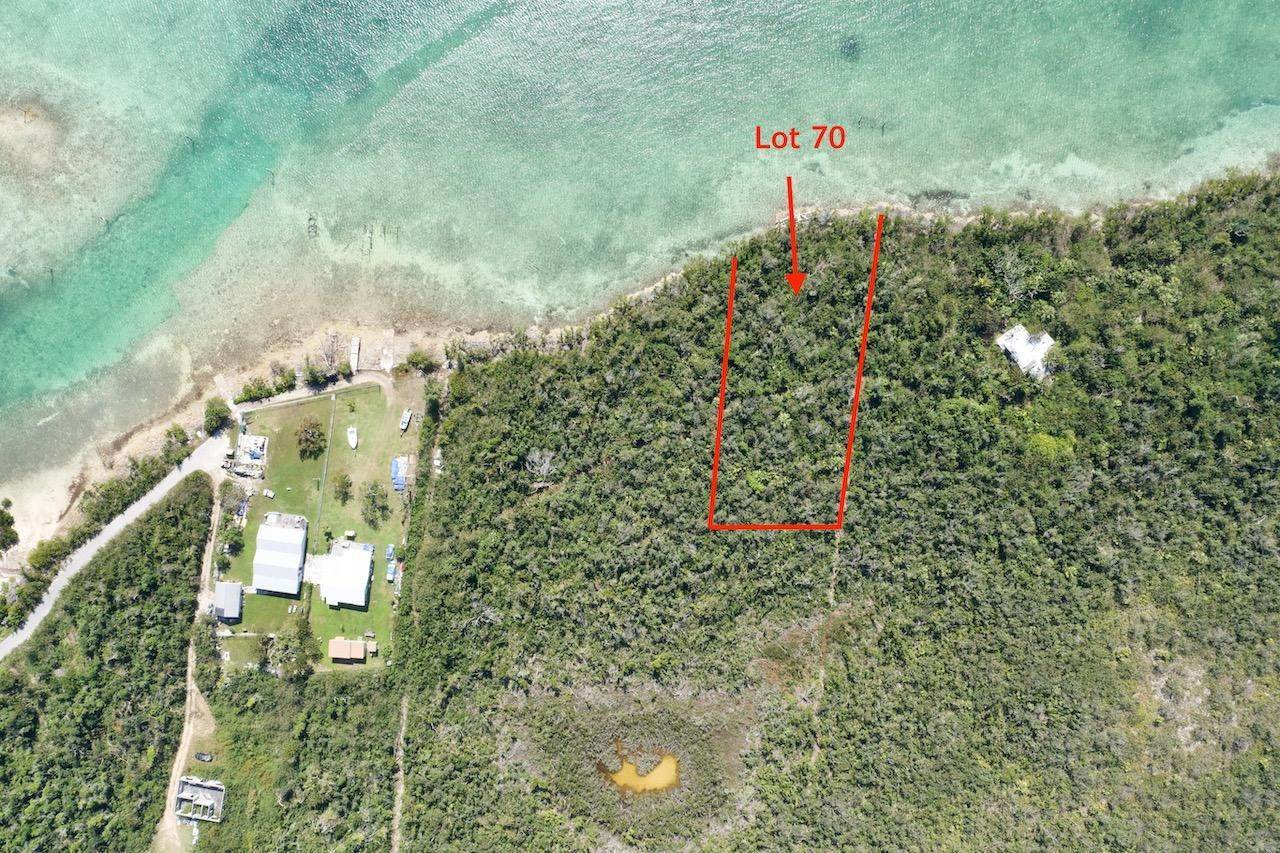 2. Lots / Acreage for Sale at Black Sound, Green Turtle Cay, Abaco Bahamas