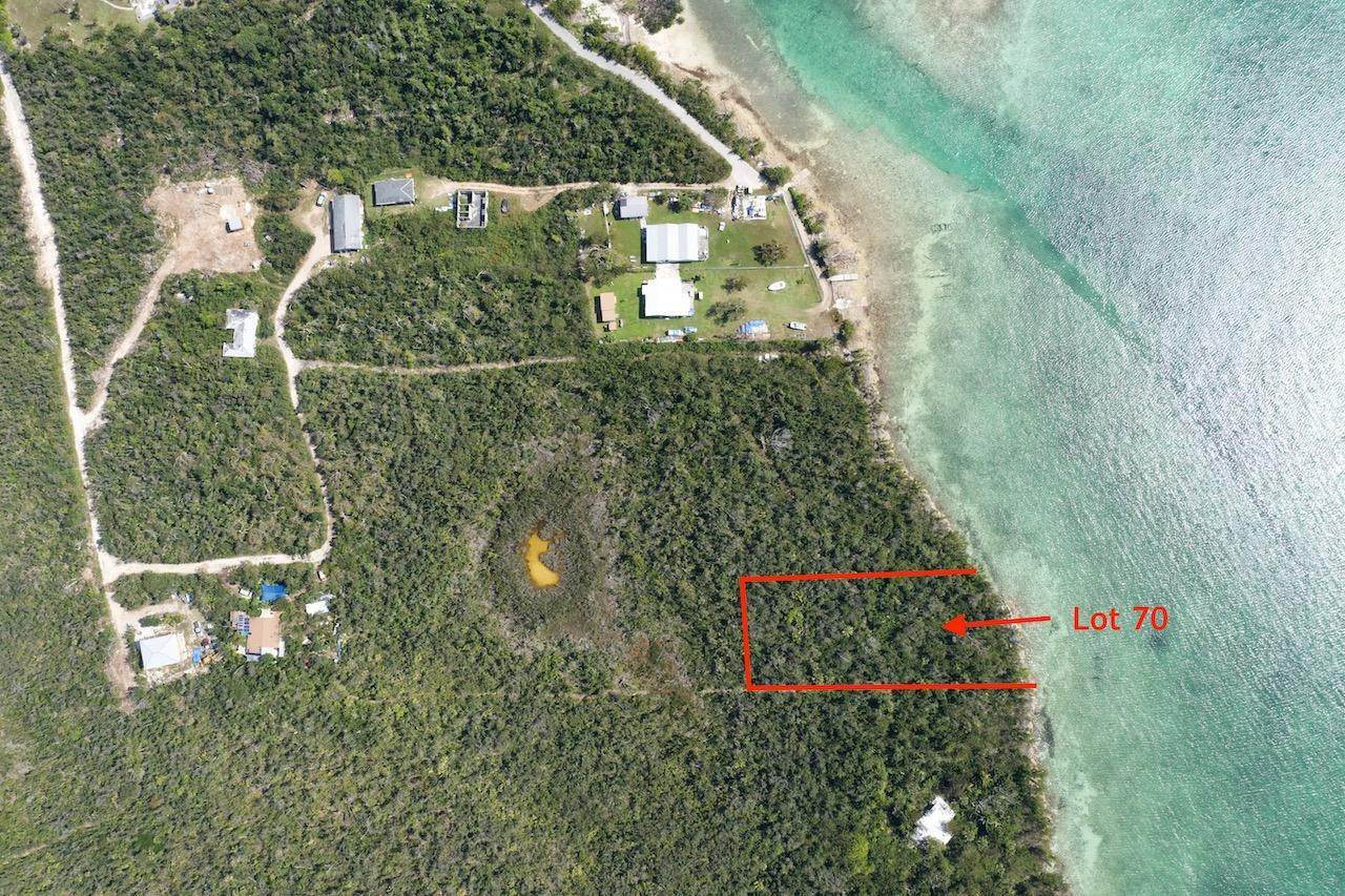 3. Lots / Acreage for Sale at Black Sound, Green Turtle Cay, Abaco Bahamas