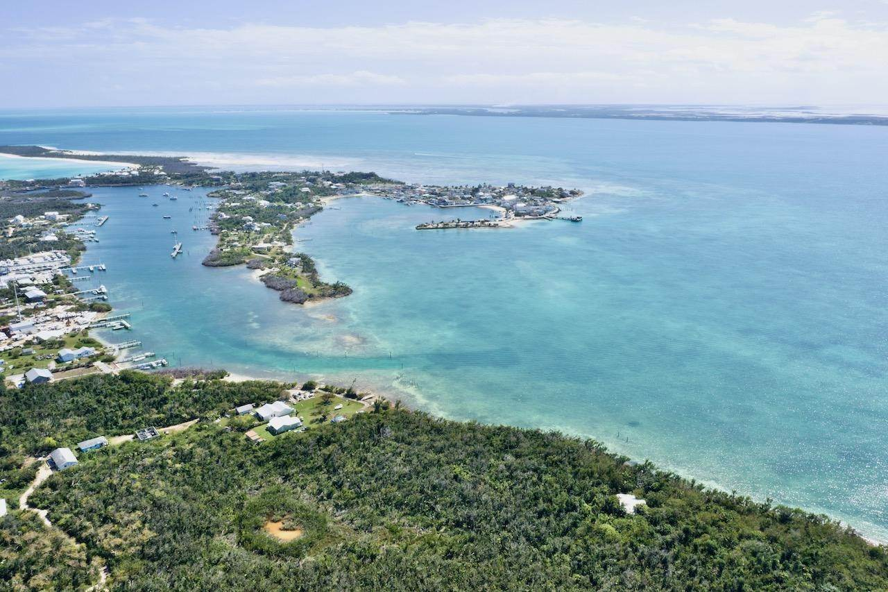 4. Lots / Acreage for Sale at Black Sound, Green Turtle Cay, Abaco Bahamas