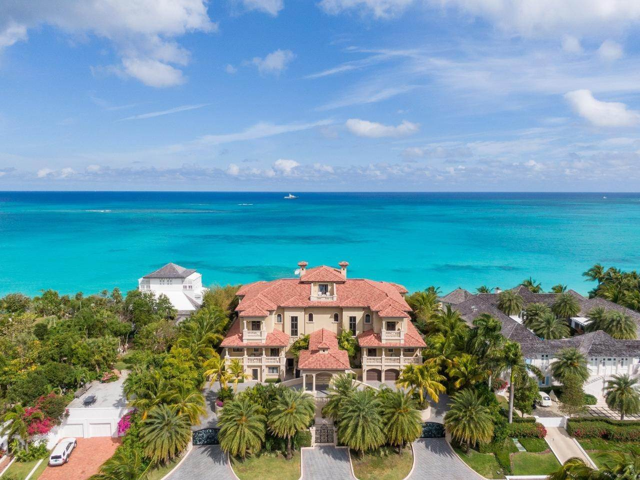 Single Family Homes for Sale at Old Fort Bay, Nassau And Paradise Island Bahamas