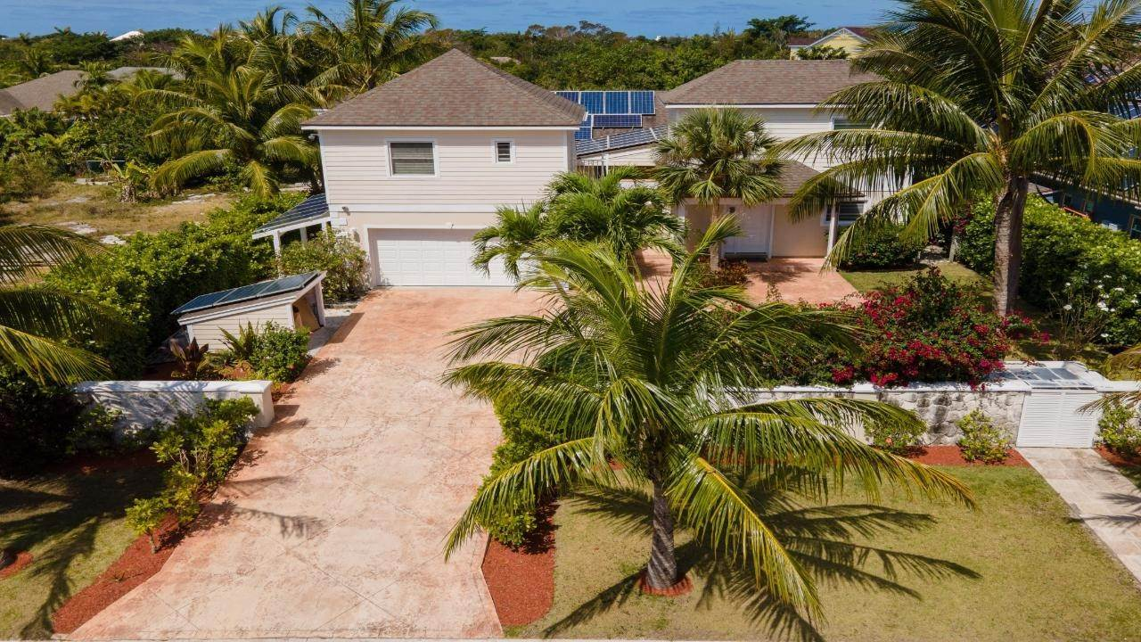 Single Family Homes pour l Vente à Turnberry, Charlotteville, New Providence/Nassau Bahamas