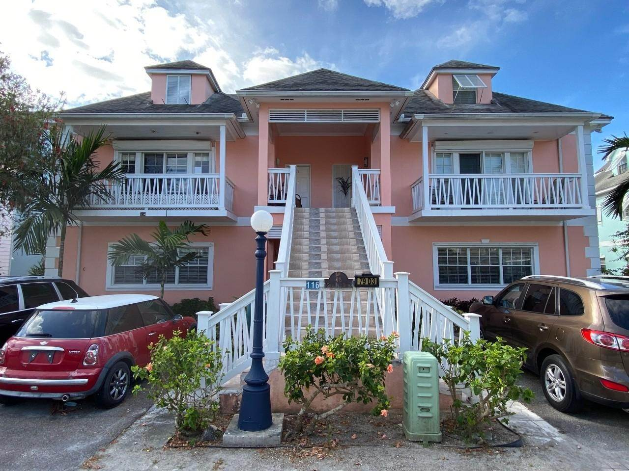 Condominiums at Sandyport, Cable Beach, Nassau And Paradise Island Bahamas
