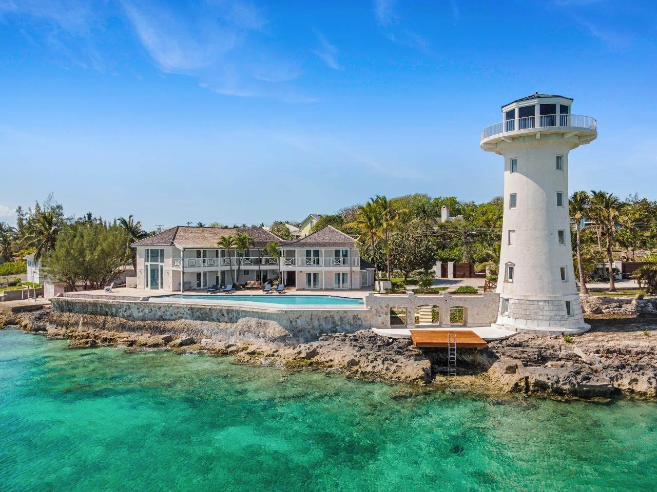 Single Family Homes pour l Vente à Eastern Road, New Providence/Nassau Bahamas