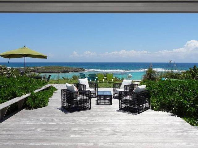 Single Family Homes pour l Vente à Salt Pond, Long Island Bahamas