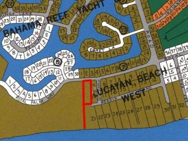 Lots / Acreage for Sale at Lucayan Beach West, Lucaya, Freeport And Grand Bahama Bahamas