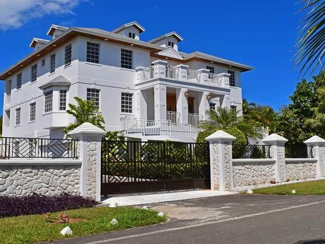Single Family Homes à Lake Cunningham, New Providence/Nassau Bahamas