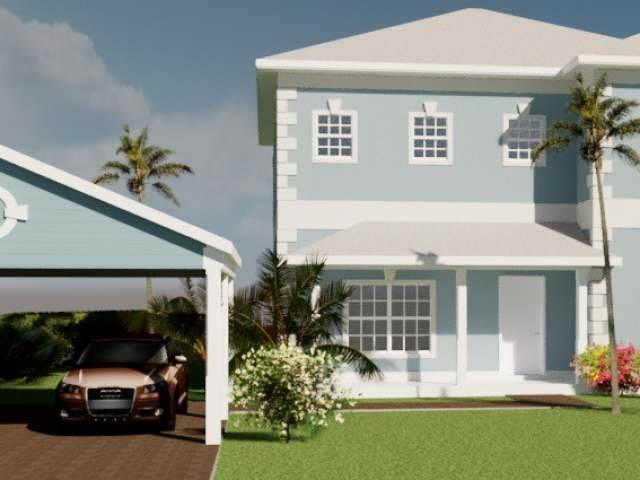 2. Single Family Homes for Sale at Sandyport, Cable Beach, Nassau And Paradise Island Bahamas