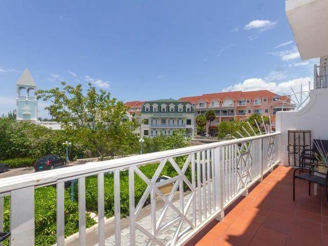 Condominiums at Sandyport Olde Town, Cable Beach, Nassau And Paradise Island Bahamas