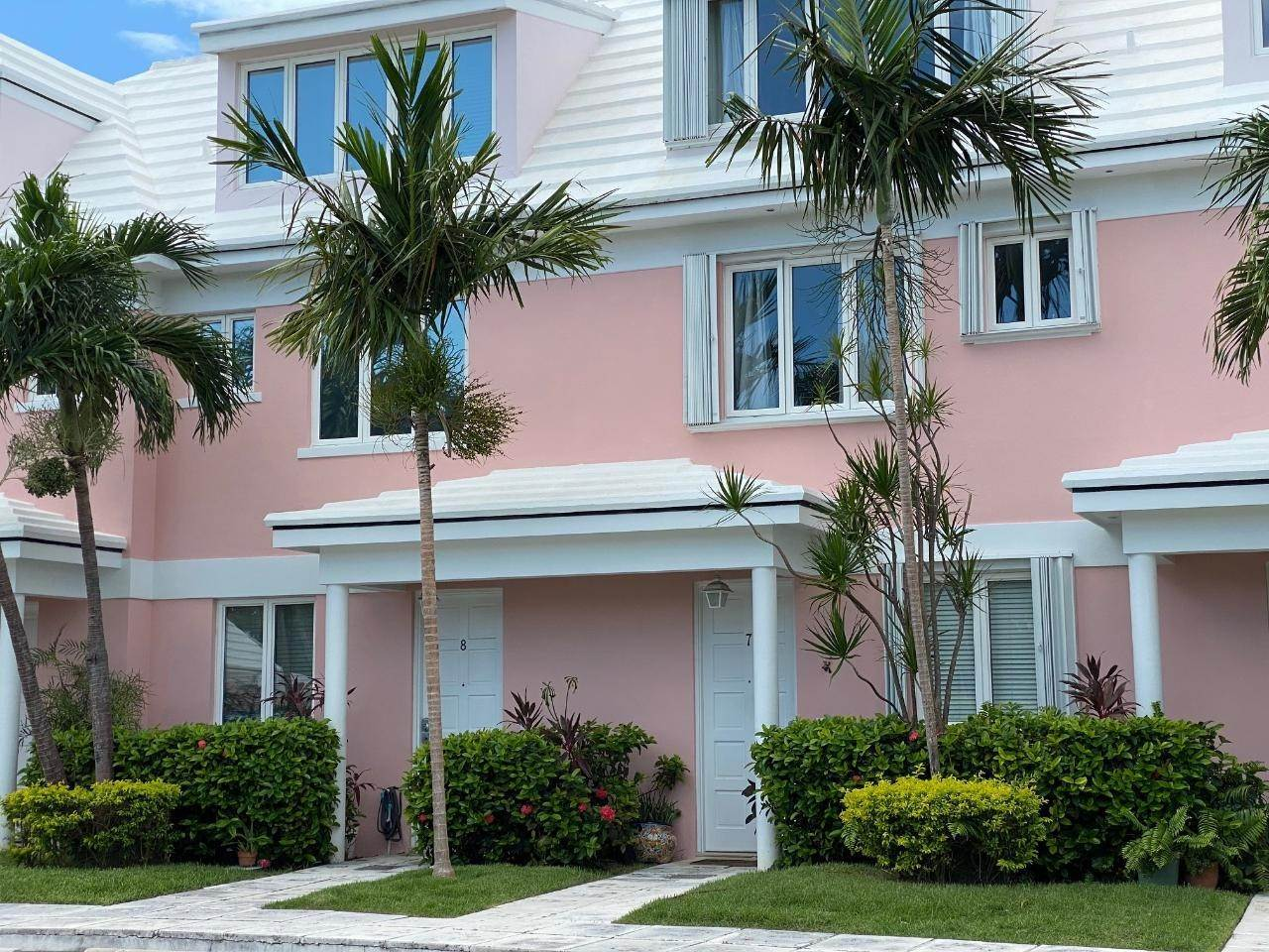 Condominiums at Port New Providence, Yamacraw, Nassau And Paradise Island Bahamas