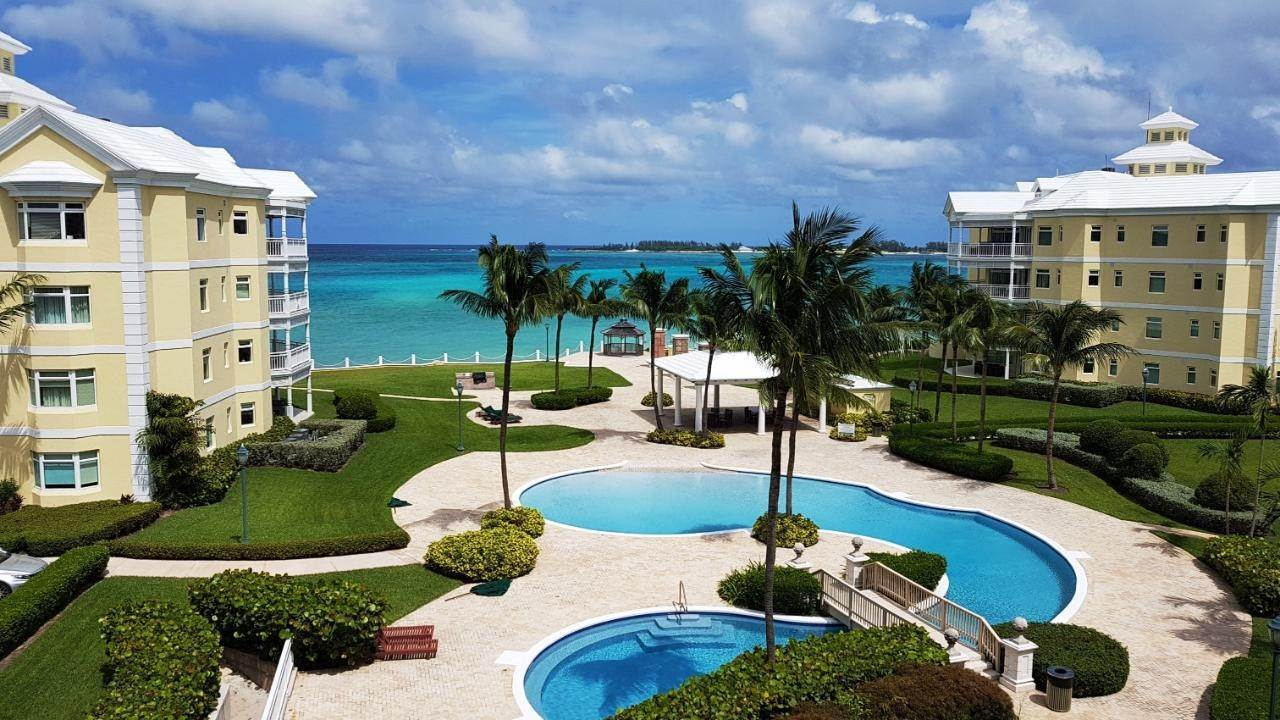 Condominiums for Sale at Bayroc, Cable Beach, Nassau And Paradise Island Bahamas