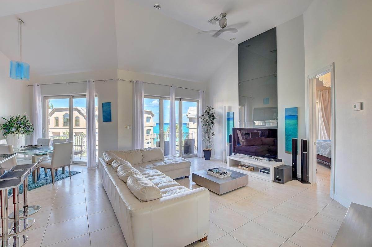 Condominiums at Love Beach Walk, Love Beach, Nassau And Paradise Island Bahamas