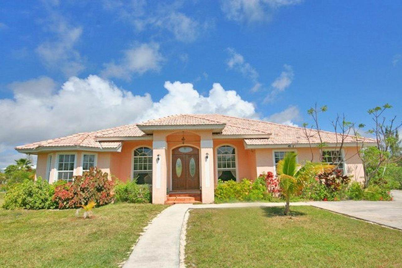 Single Family Homes pour l Vente à Fortune Bay, Grand Bahama/Freeport Bahamas