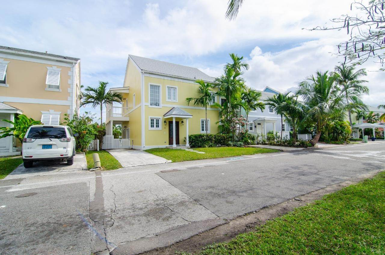 Single Family Homes at Sandyport, Cable Beach, Nassau And Paradise Island Bahamas