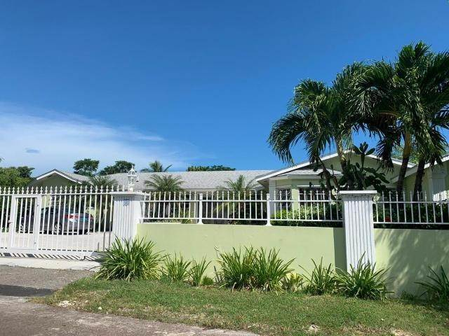 2. Single Family Homes for Sale at San Souci, Eastern Road, Nassau And Paradise Island Bahamas
