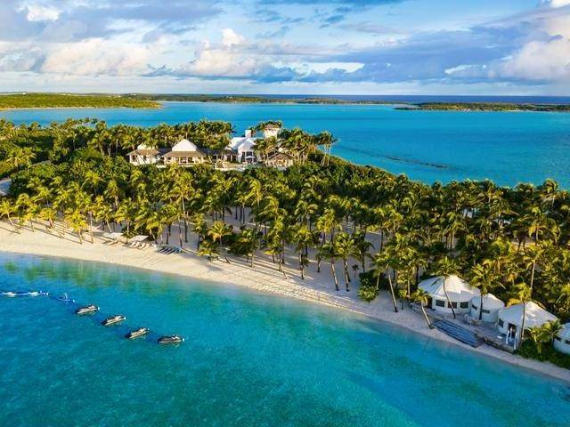 7. Private Islands for Sale at Exuma Cays, Exuma Bahamas