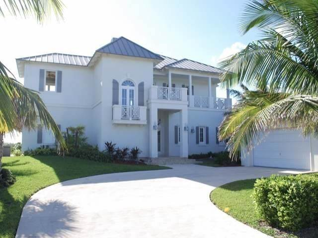 Single Family Homes for Sale at Emerald Bay, Exuma Bahamas