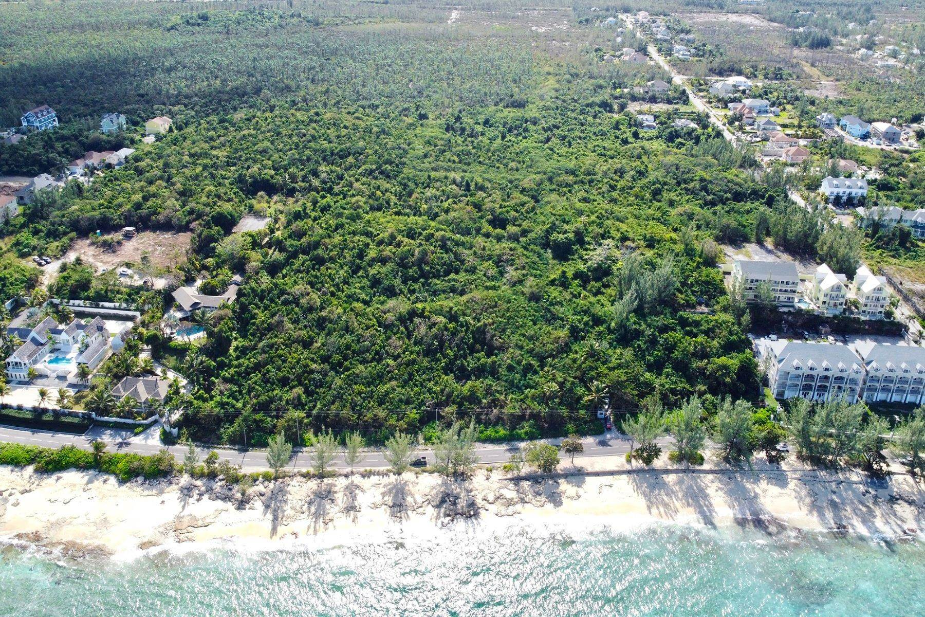 Land for Sale at West Bay Street, Nassau And Paradise Island Bahamas