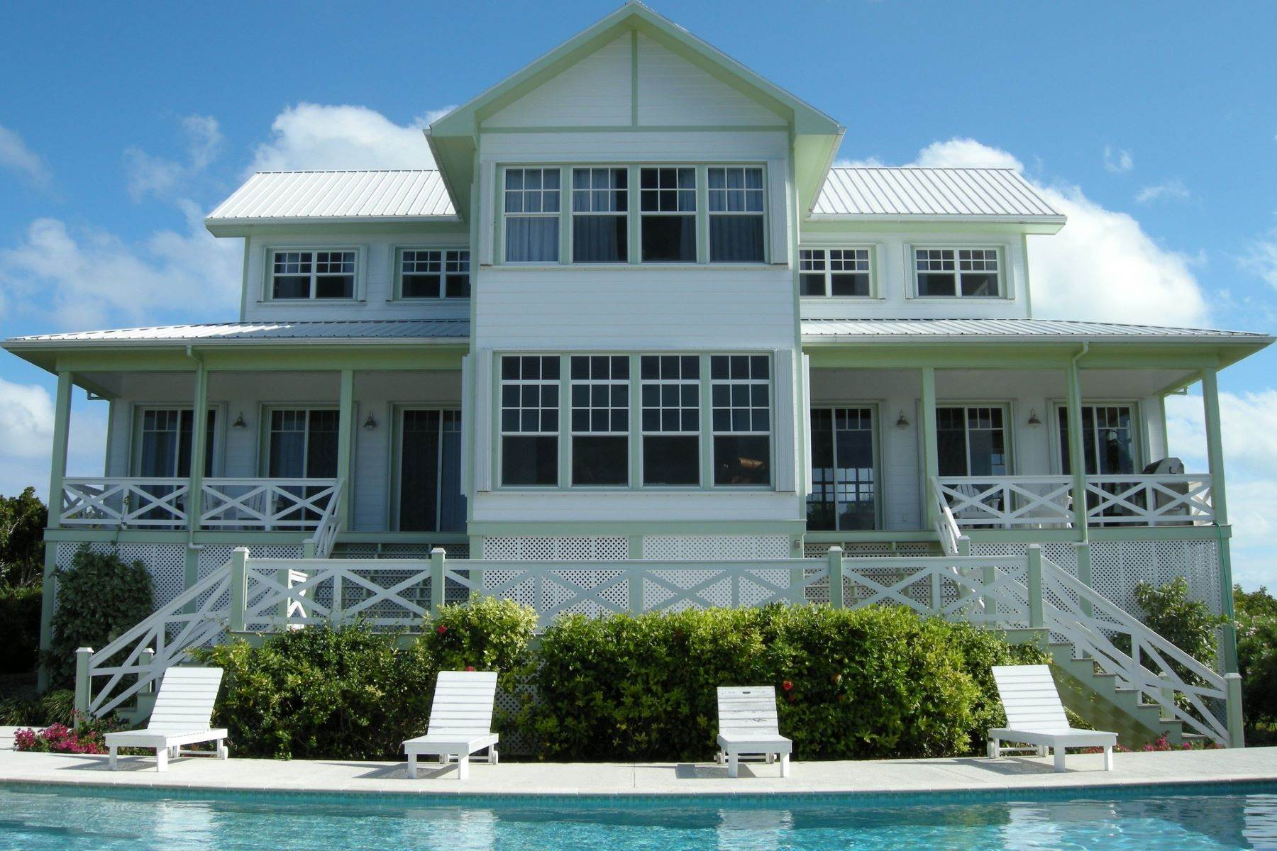 Single Family Homes por un Venta en Panoramic Guana Cay, Abaco . Bahamas