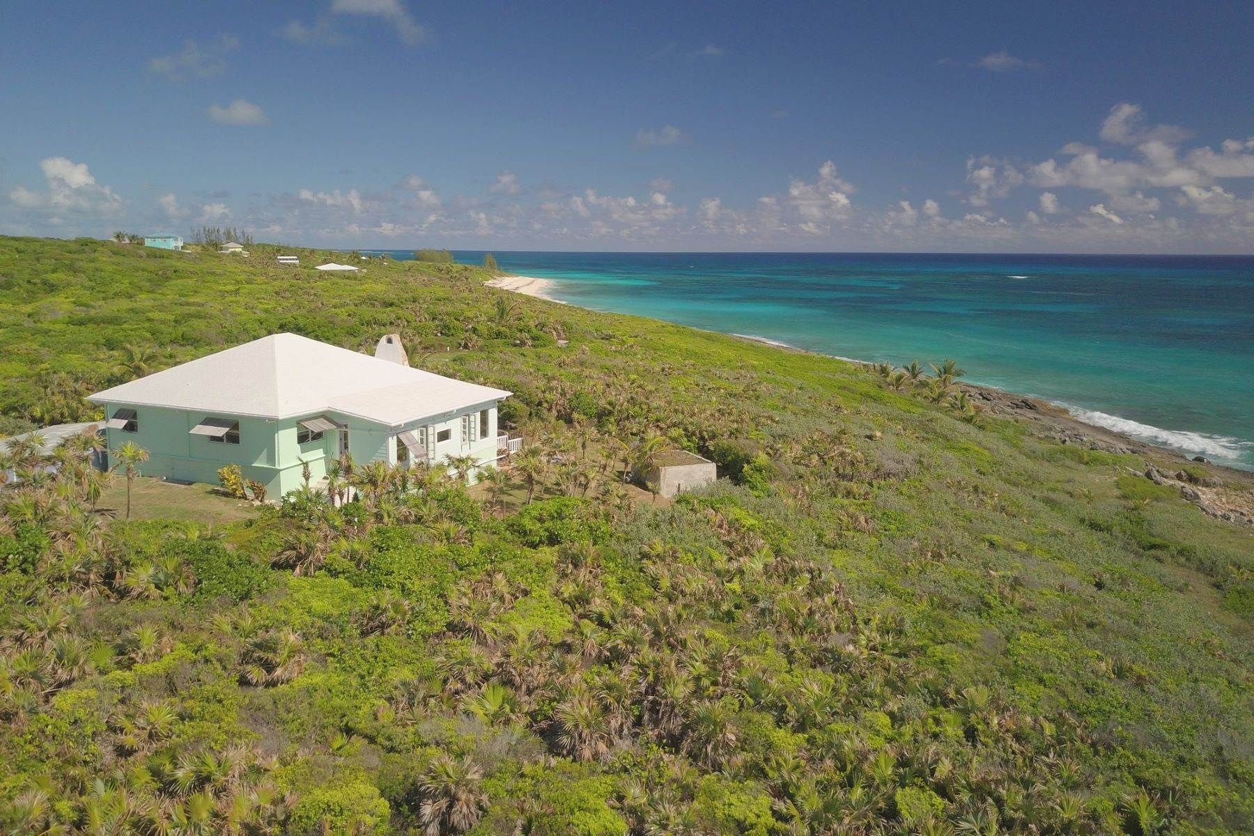 Single Family Homes por un Venta en The Sweeting House at Joe Bookie's Bay Little Harbour, Abaco Bahamas