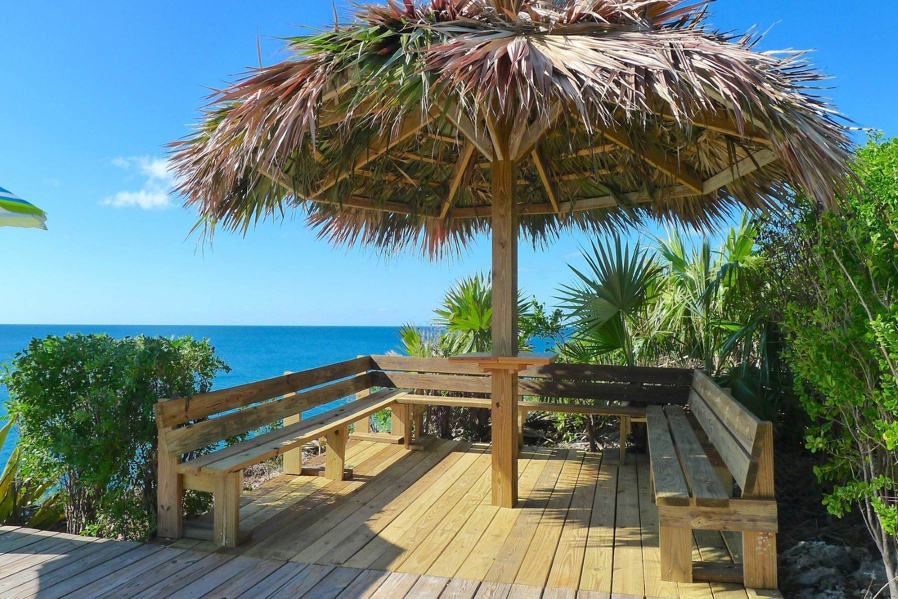 Single Family Homes for Sale at Notable Self-sufficient Home on Waterfront Cliffside Estate Gregory Town, Eleuthera Bahamas