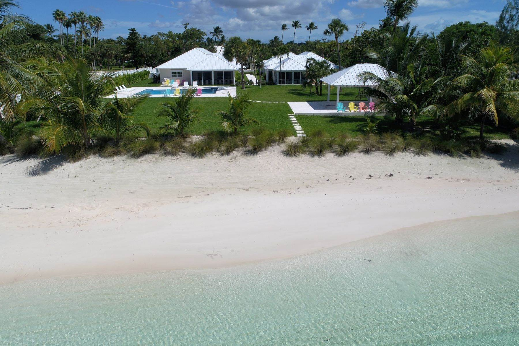 Single Family Homes at Sand Dollar, Lyford Cay Lyford Cay, Nassau And Paradise Island Bahamas