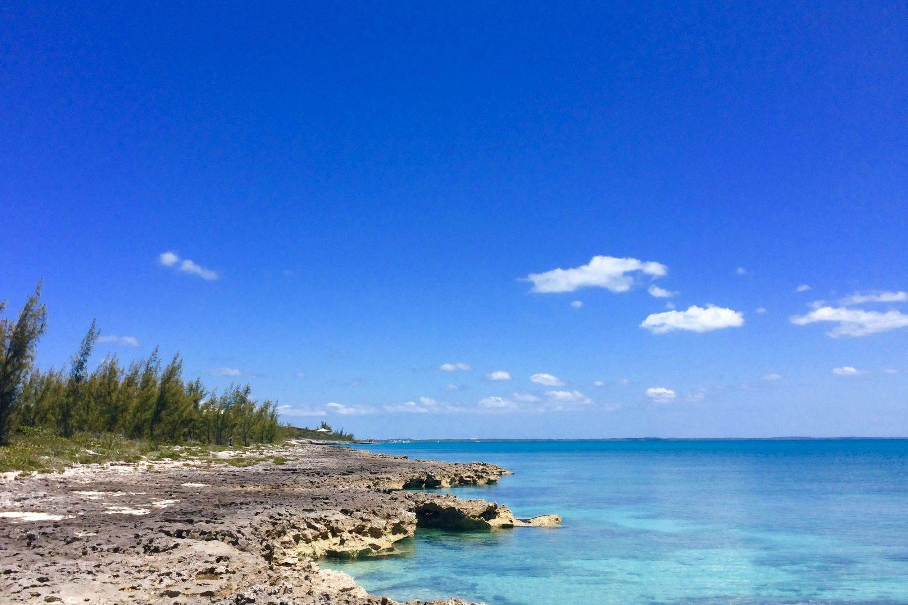 Land for Sale at Choice Waterfront Acreage- Paradise Cove Resort Rainbow Bay, Eleuthera Bahamas