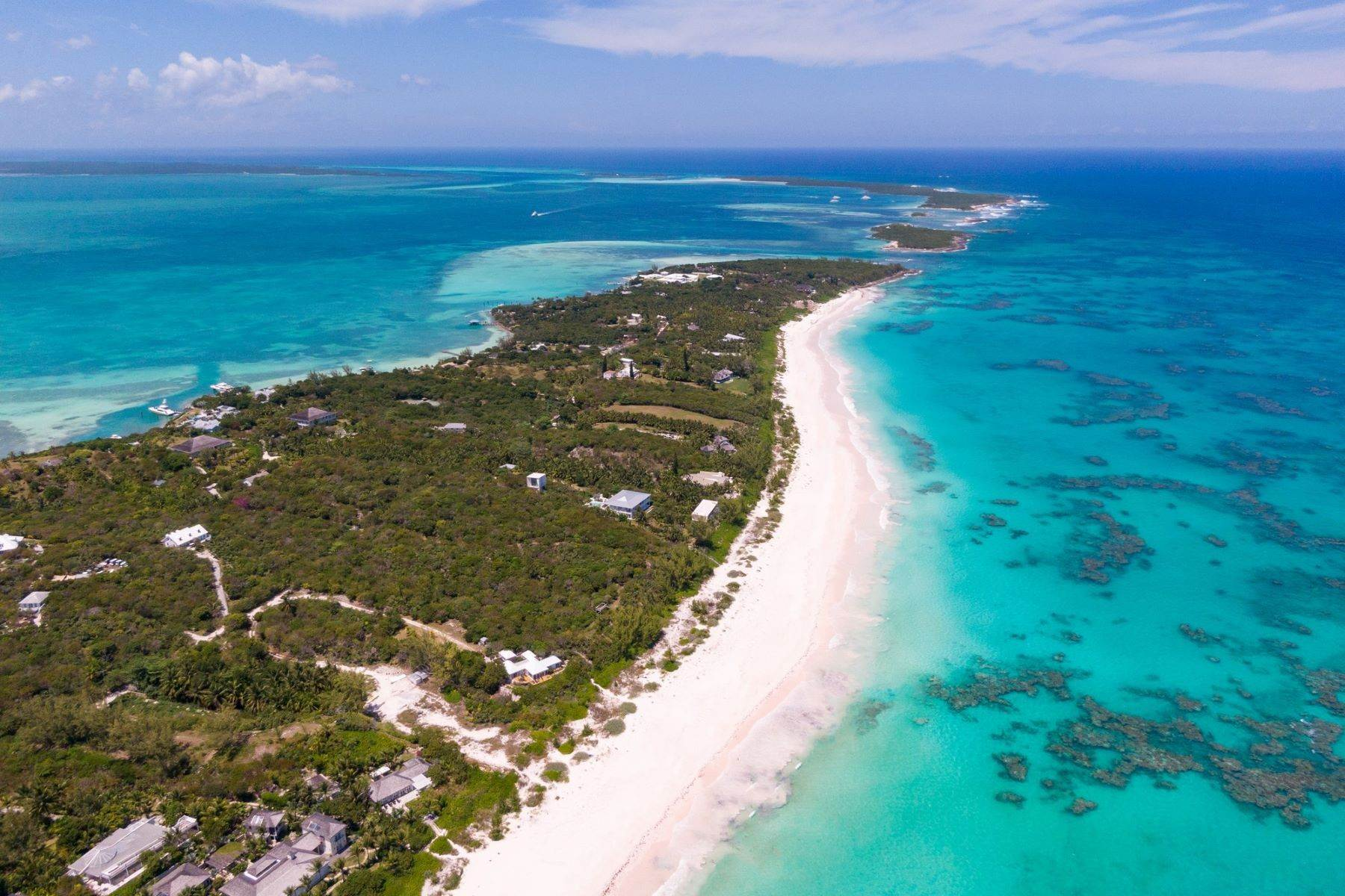 Land for Sale at Harbour Island, Eleuthera Bahamas
