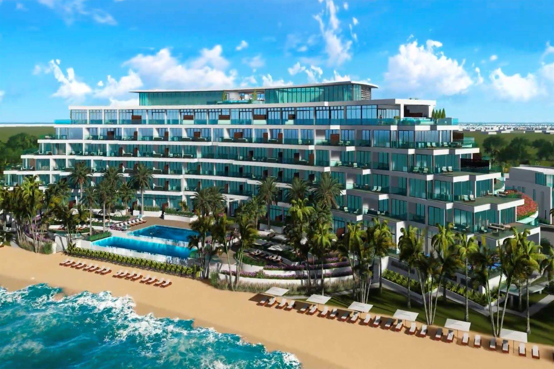 Property for Sale at The Residences at GoldWynn Three Bedroom Beach 225 Cable Beach, Nassau And Paradise Island Bahamas