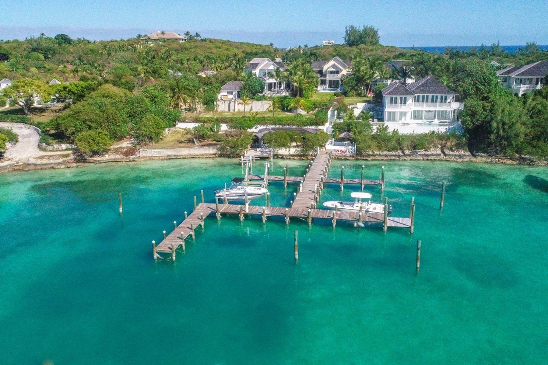 Single Family Homes for Sale at Sunset Ridge Villa with Lot Harbour Island, Eleuthera Bahamas