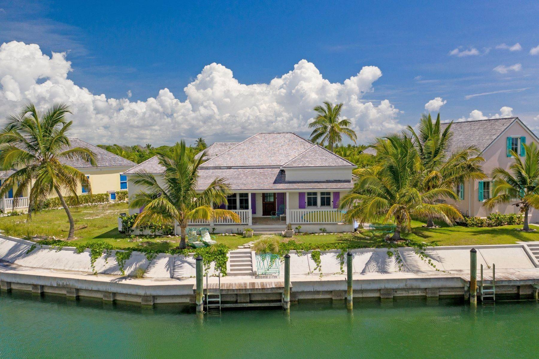 Single Family Homes for Sale at Schooner Bay, Abaco Bahamas