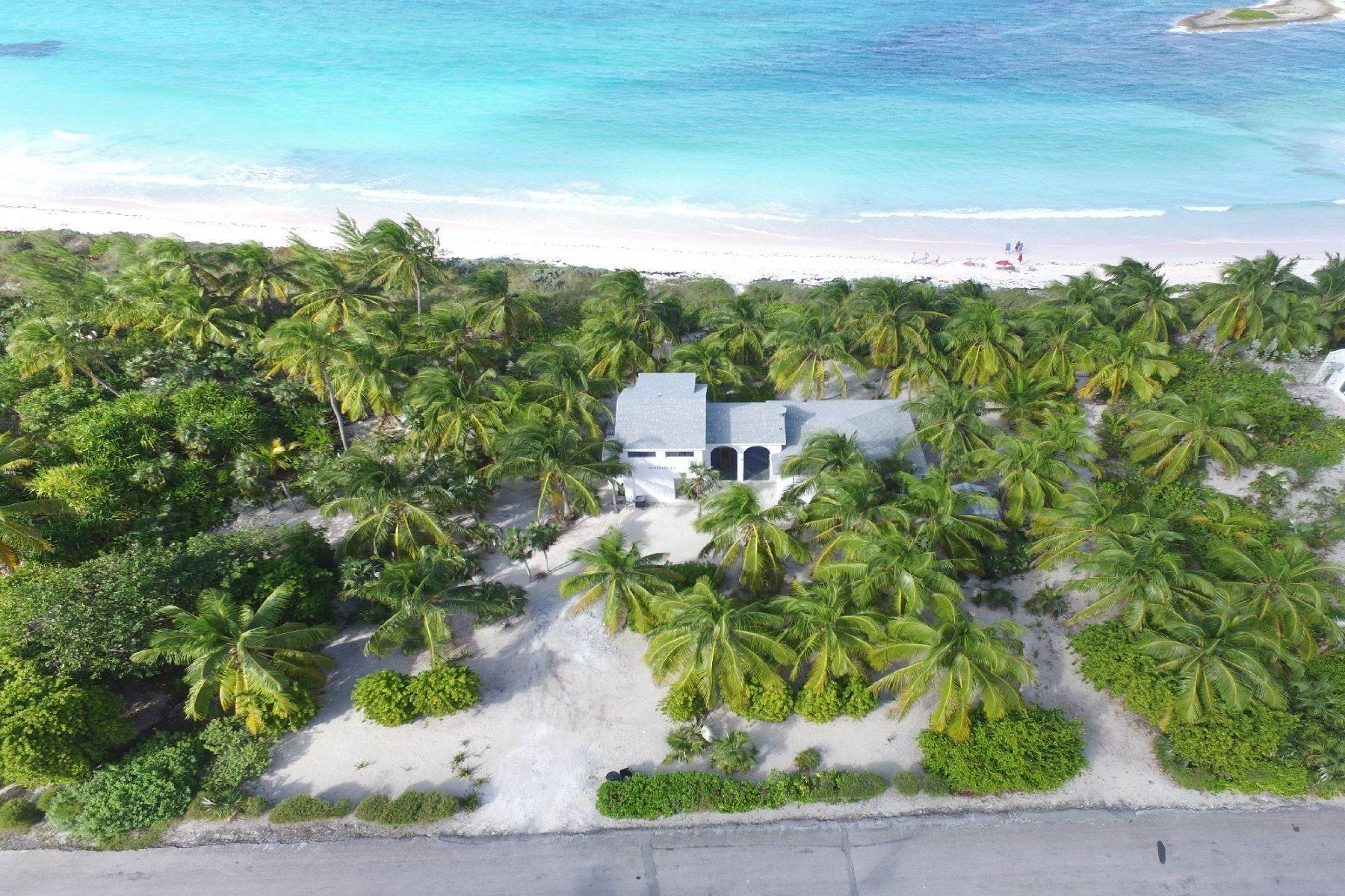 Single Family Homes pour l Vente à French Leave Beach, Governors Harbour, Eleuthera Bahamas