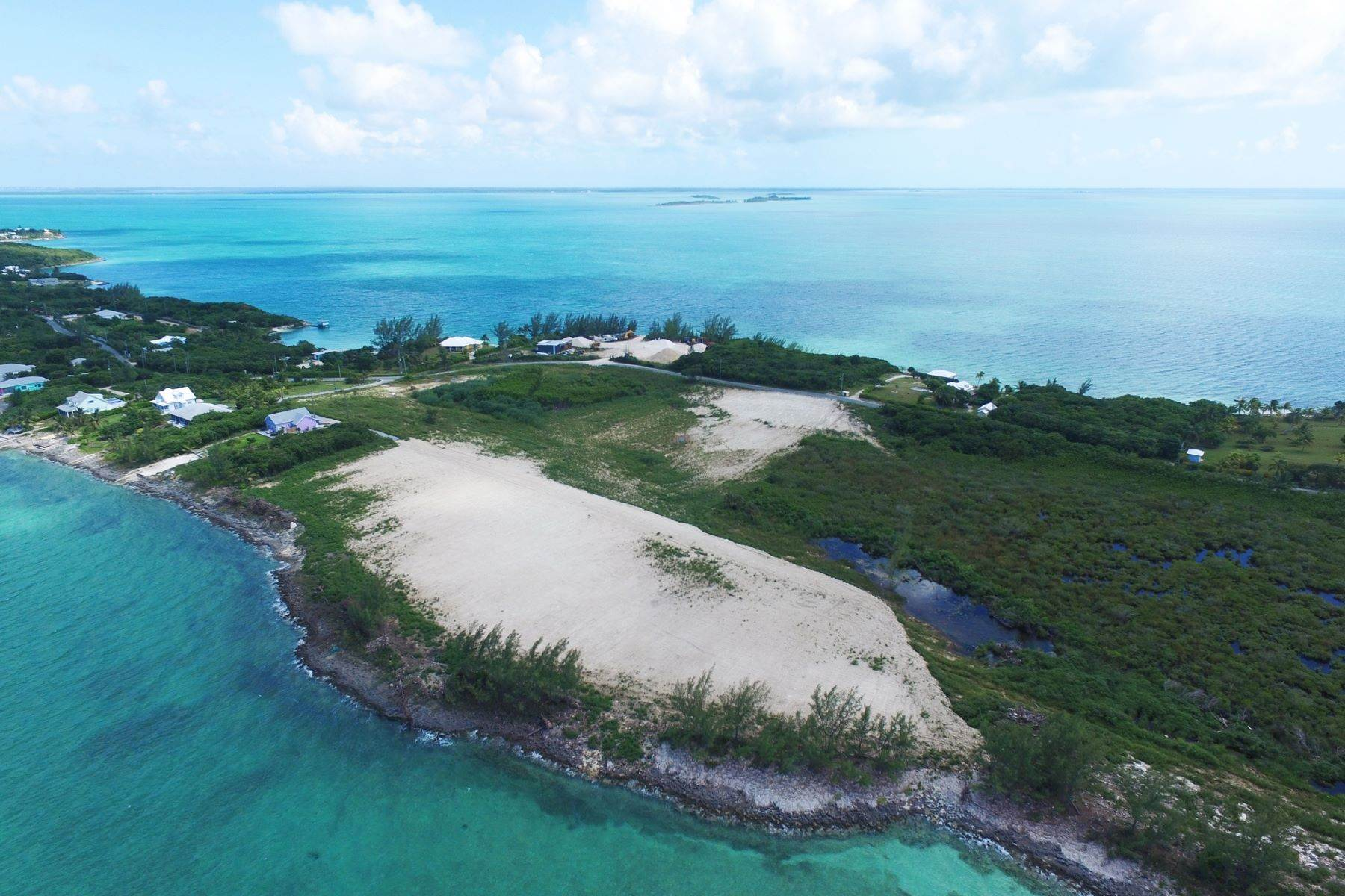 Land for Sale at Waterfront Lots with Panoramic Ocean Views Russell Island, Spanish Wells, Eleuthera Bahamas