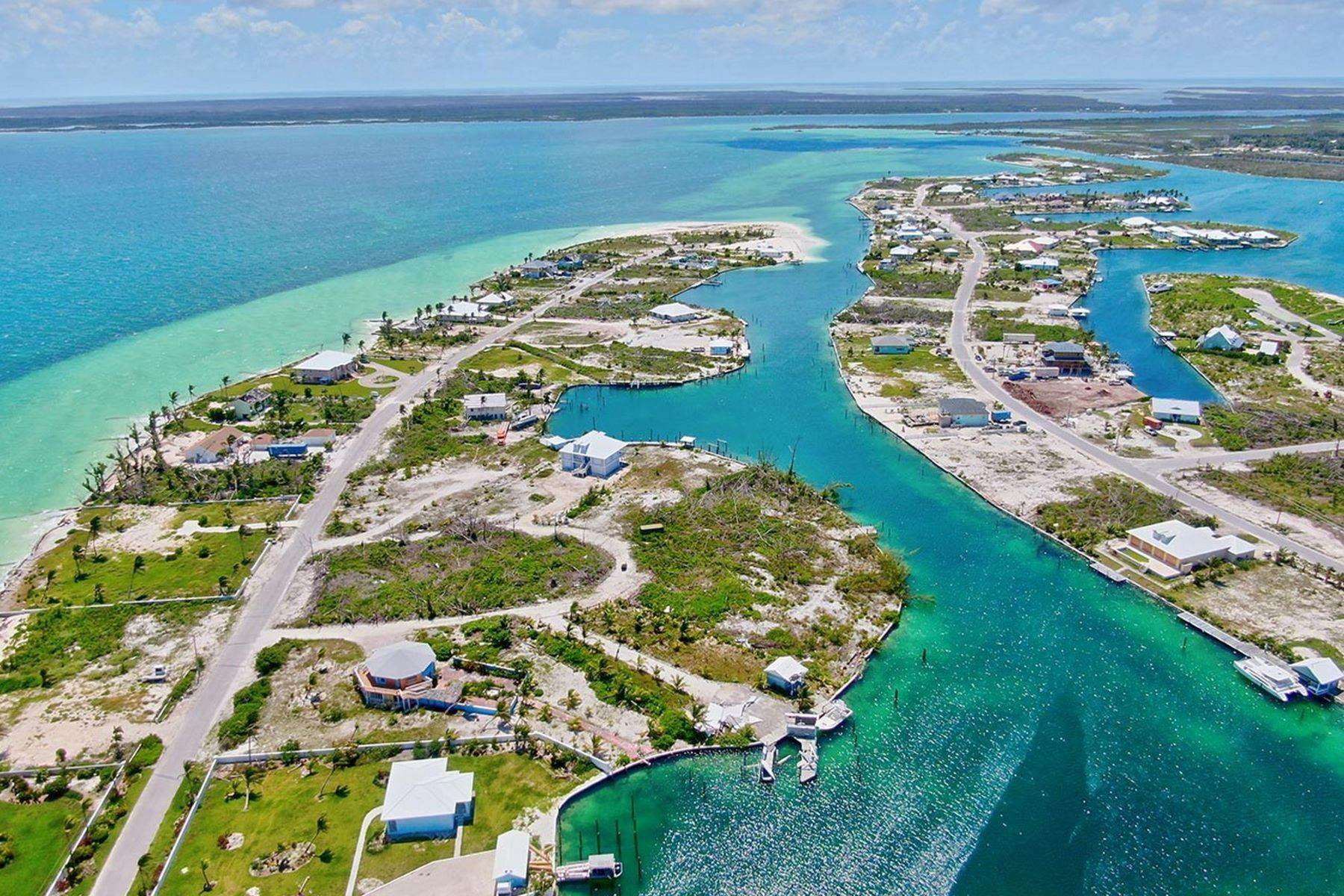 Land for Sale at Windward Beach, Treasure Cay, Abaco Bahamas