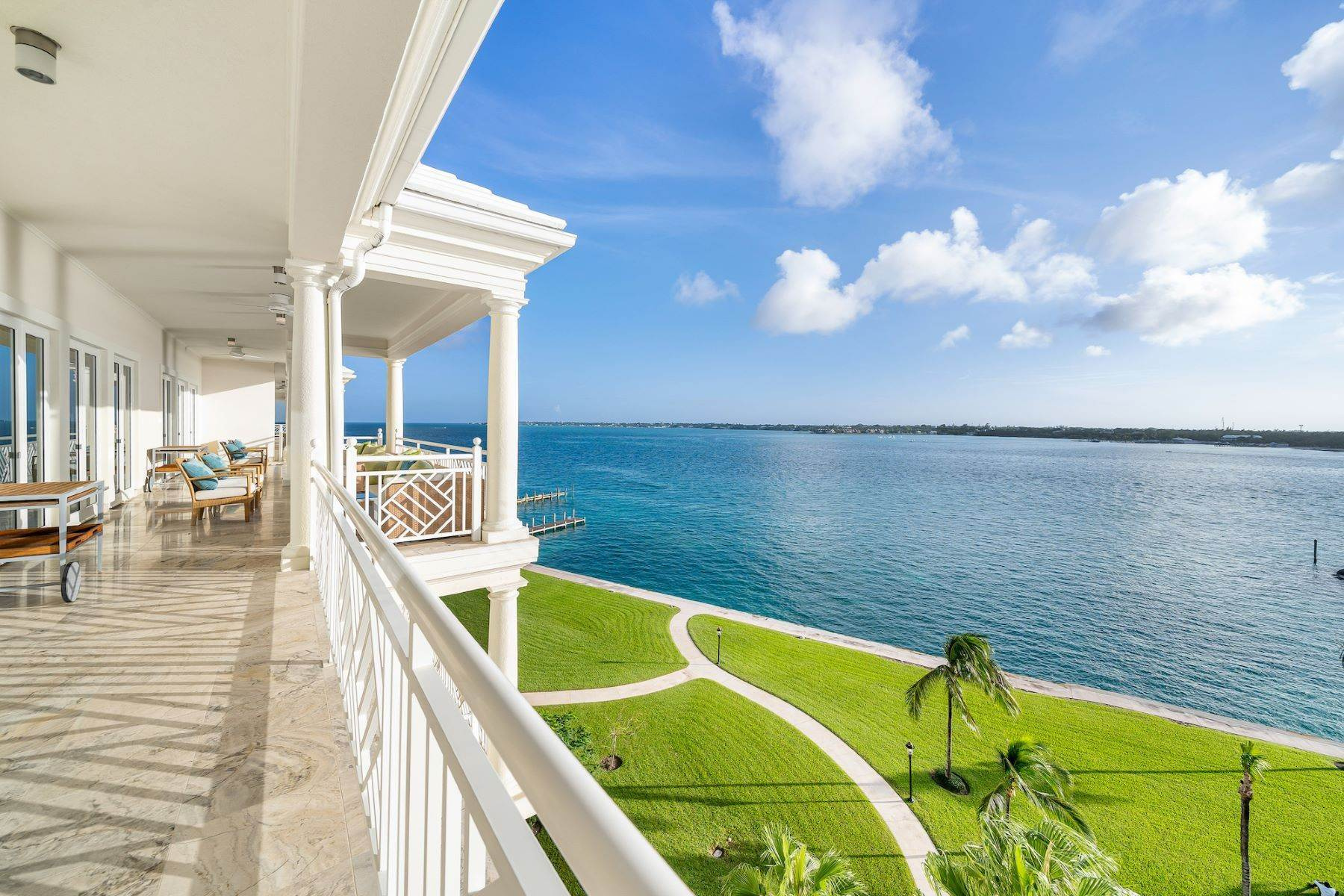 Single Family Homes for Sale at A6.2 Ocean Club Residences & Marina Penthouse Ocean Club Residences and Marina, Paradise Island, Nassau And Paradise Island Bahamas