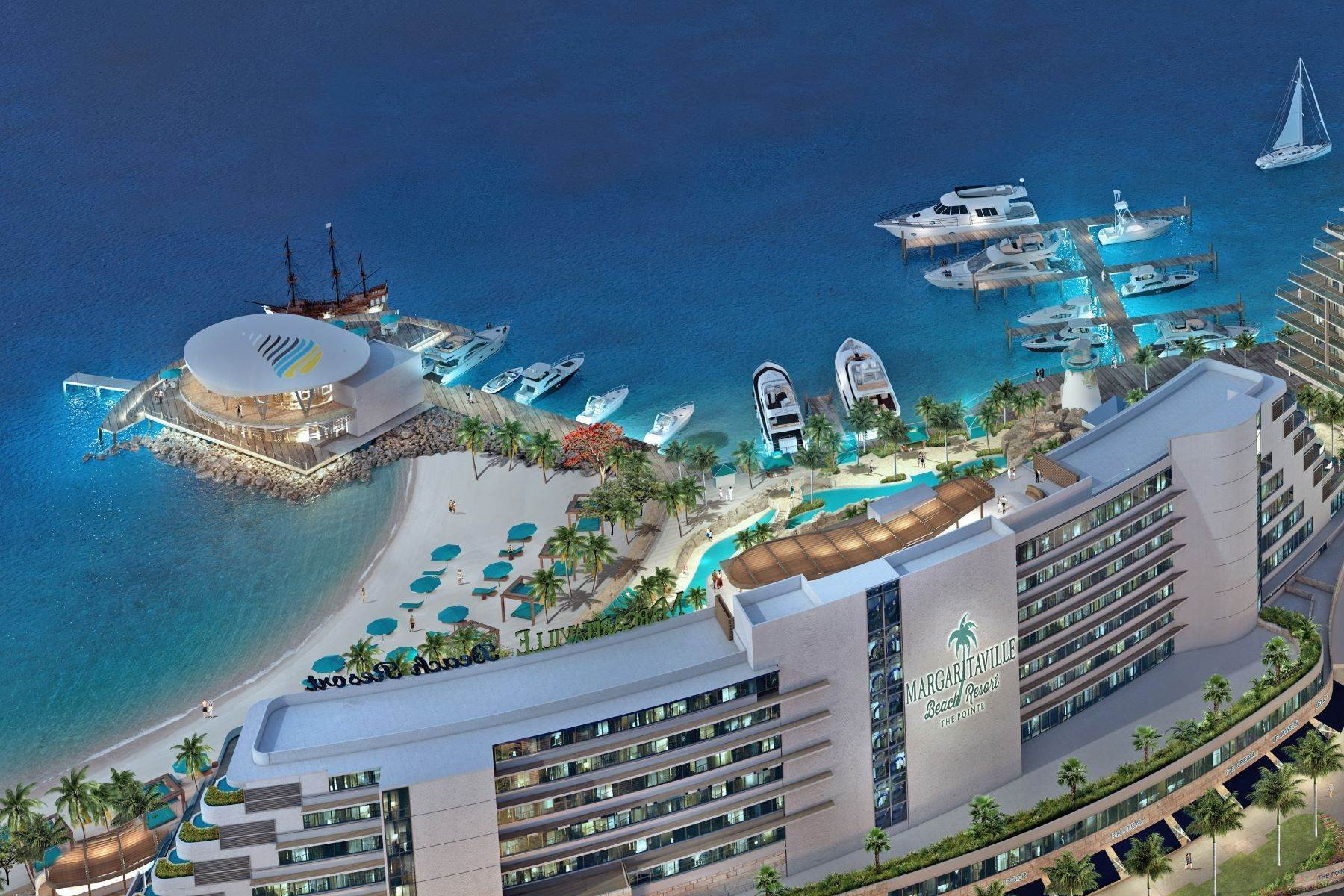 Condominiums for Sale at Studio Unit, One Particular Harbour #212, The Point Downtown, Nassau And Paradise Island Bahamas