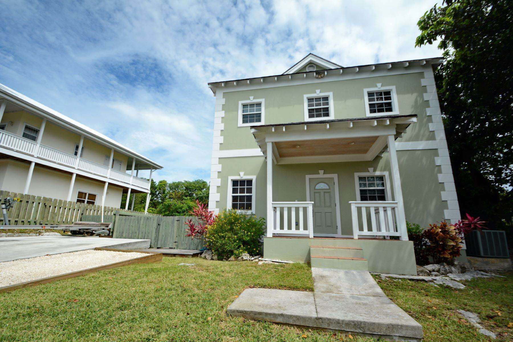 Single Family Homes for Sale at Carroll House Marsh Harbour, Abaco Bahamas