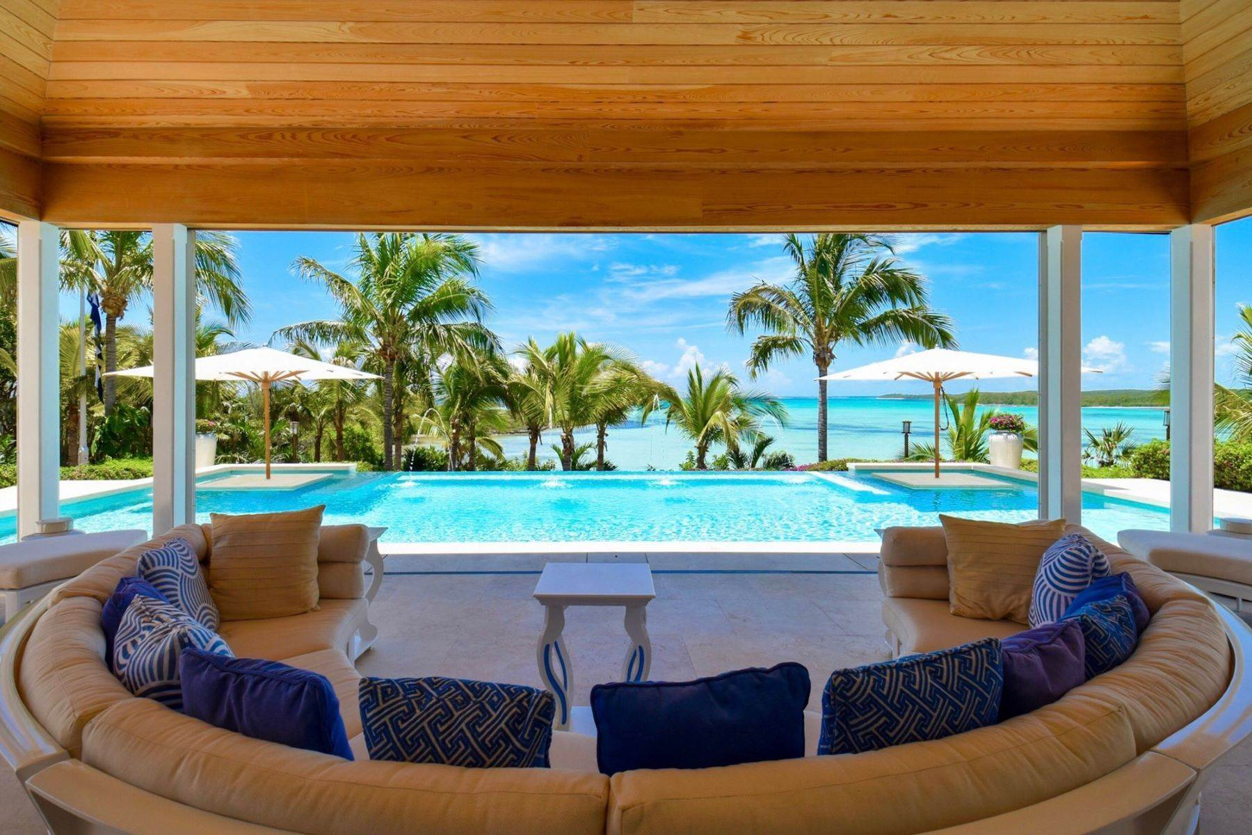 7. Single Family Homes for Sale at Allamanda Estate & Acreage Windermere Island, Eleuthera Bahamas