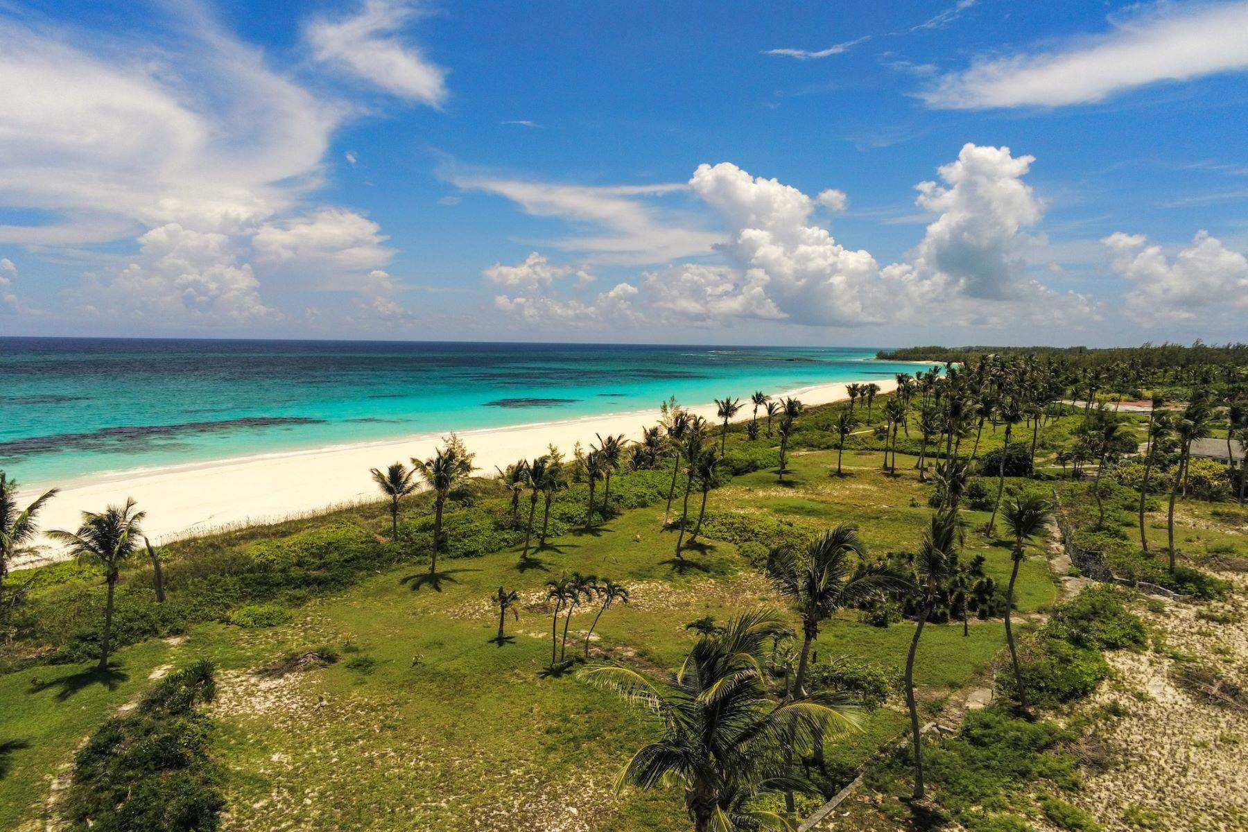 Land for Sale at 18.587 Beachfront Acreage French Leave Governors Harbour, Eleuthera Bahamas