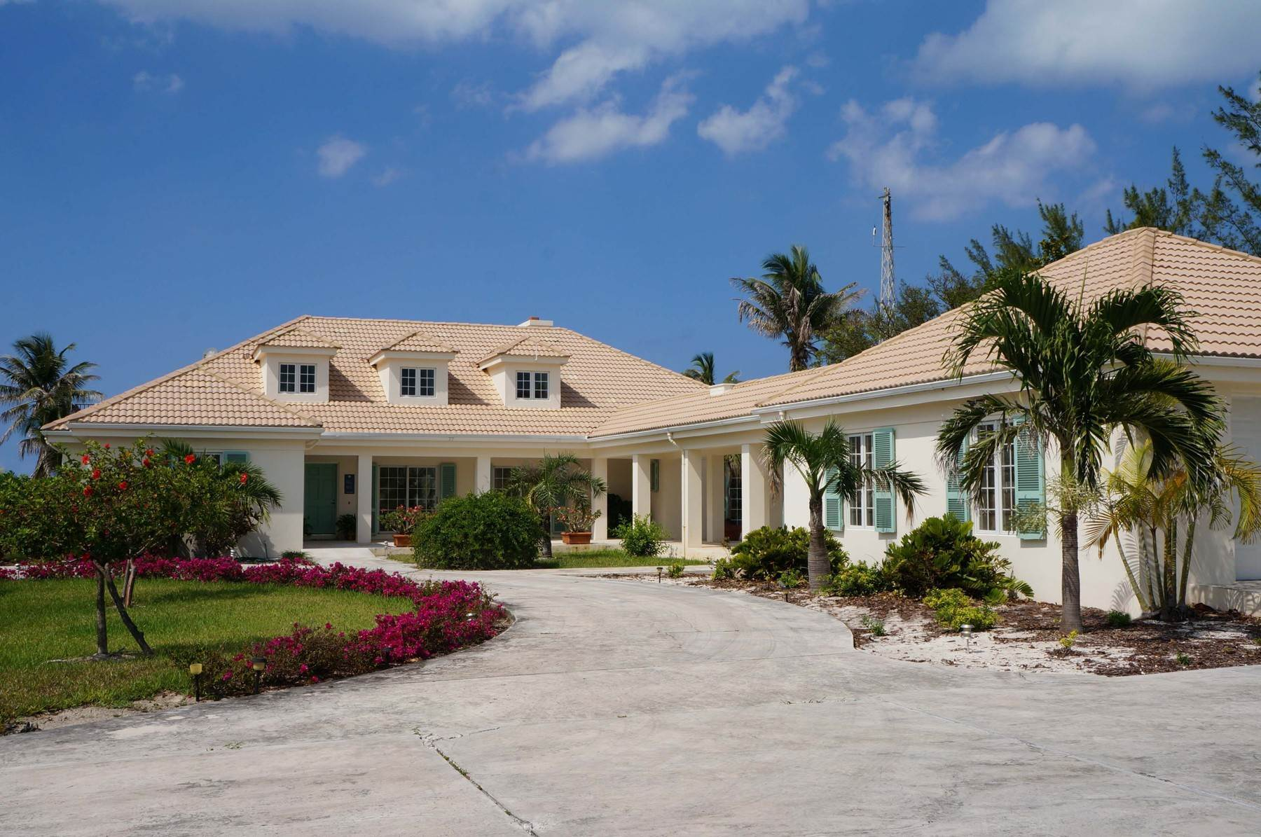Single Family Homes for Sale at Freedom - Beachfront Home Spanish Wells, Eleuthera Bahamas