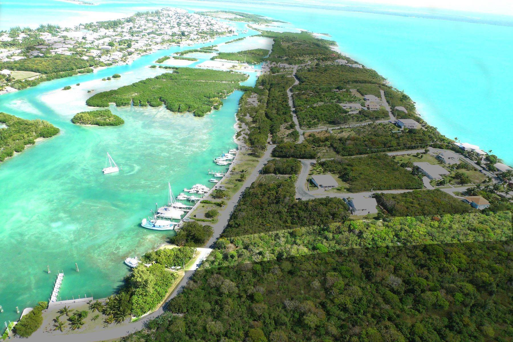 Land for Sale at Russell Island Acreage with Dock Russell Island, Spanish Wells, Eleuthera Bahamas